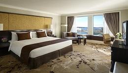 シドニー1泊2日シャングリラホテルシドニー(デラックスオペラハウスシティービュールーム利用)