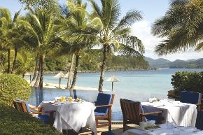 【毎朝食+無料空港送迎付き】ハミルトンアイランド2泊3日ビーチクラブホテル