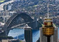 シドニーのシドニータワー オプショナルツアー