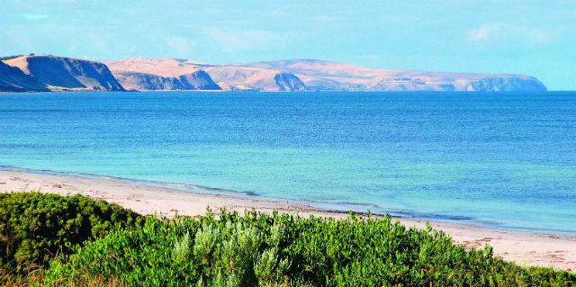 アデレードのFleurieu Peninsula オプショナルツアー