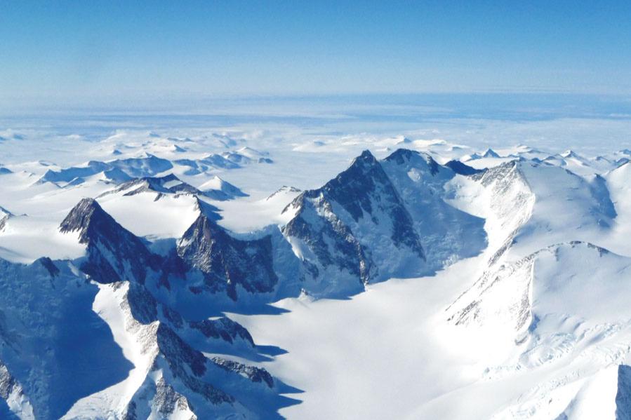 メルボルンの南極遊覧飛行 オプショナルツアー