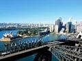 シドニーのブリッジクライム オプショナルツアー