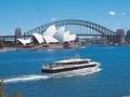 シドニーのクルーズ オプショナルツアー