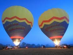 サンダーバルーニング(熱気球)30分フライト(ケアンズ/パームコーブ発)