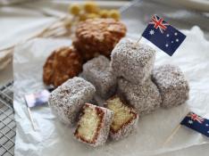 ラミントン、オーストラリアの定番お菓子を自宅で作ろう!オンライン体験! 【先着100名・9月13日(日)】